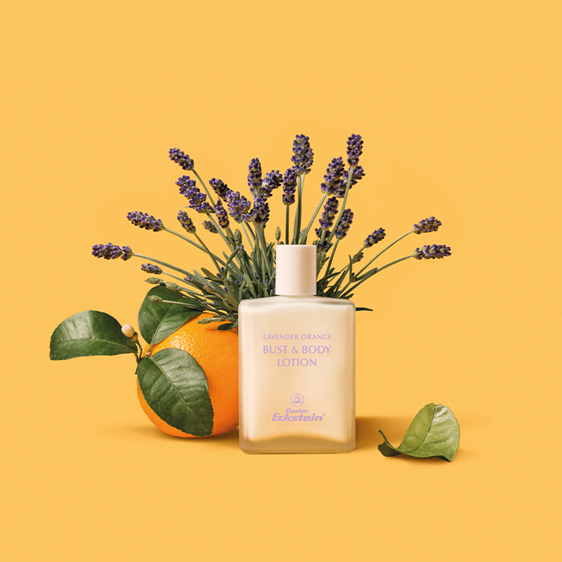 Lavender Orange <br/> Bust & Body Lotion